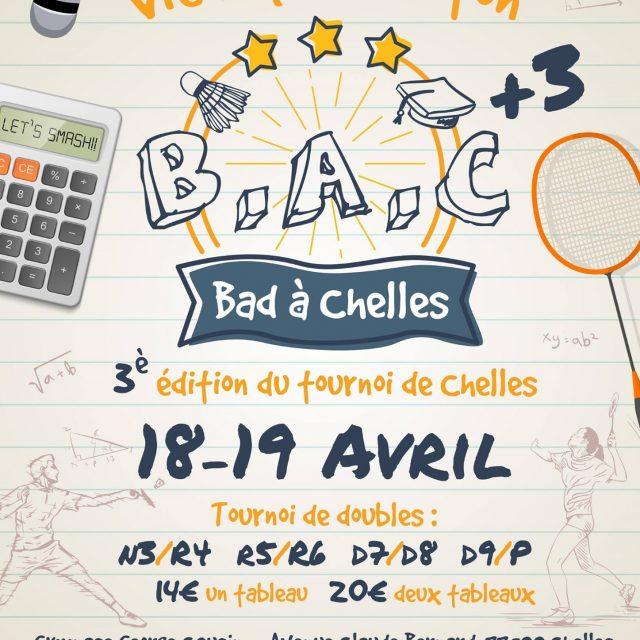 [Annulé] Tournoi Bac +3