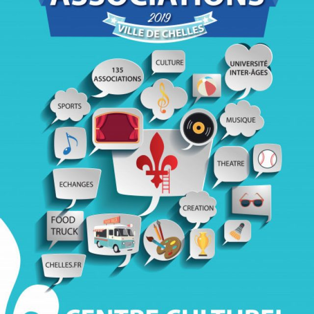 Carrefour des associations 2019