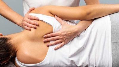 Séance d'Ostéopathe