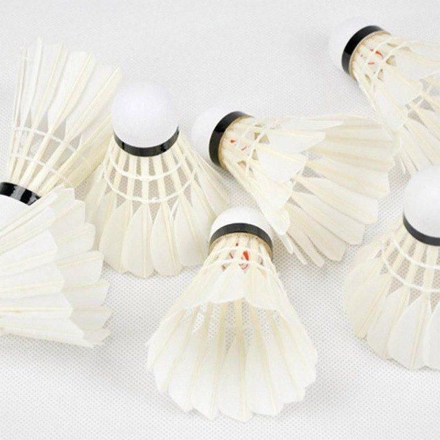 Un volant de badminton