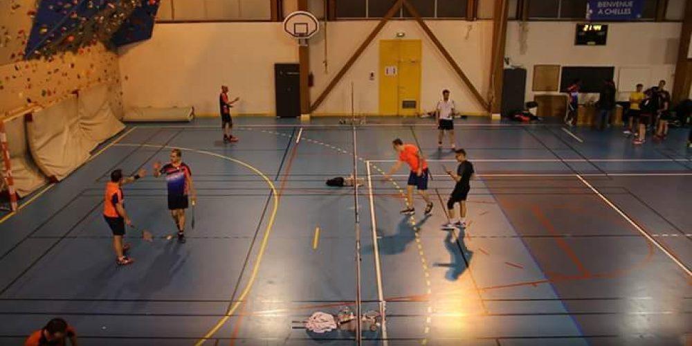 M2a: Chelles – La ferté sous joua really 3-2